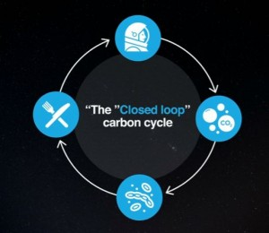 closed loop carbon cycle
