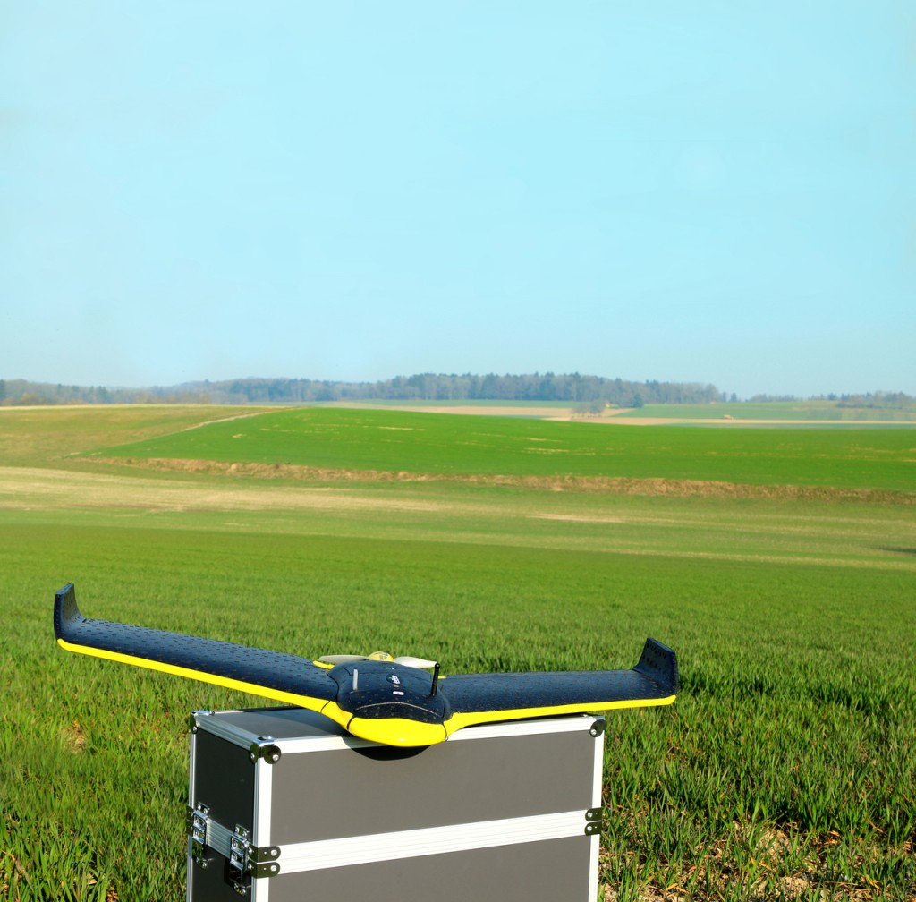 eBee Agricultural Drone