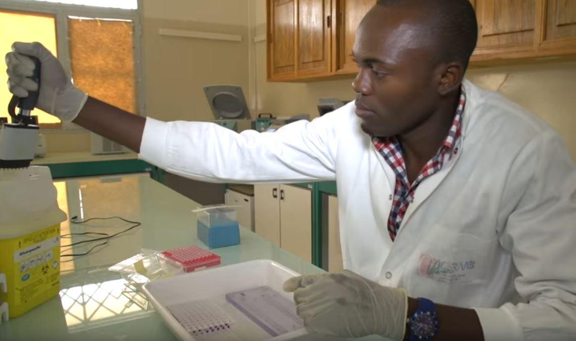 WAAPP training scientists