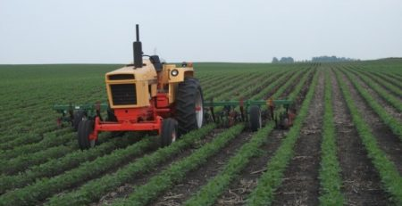 save fuel when operating tractor