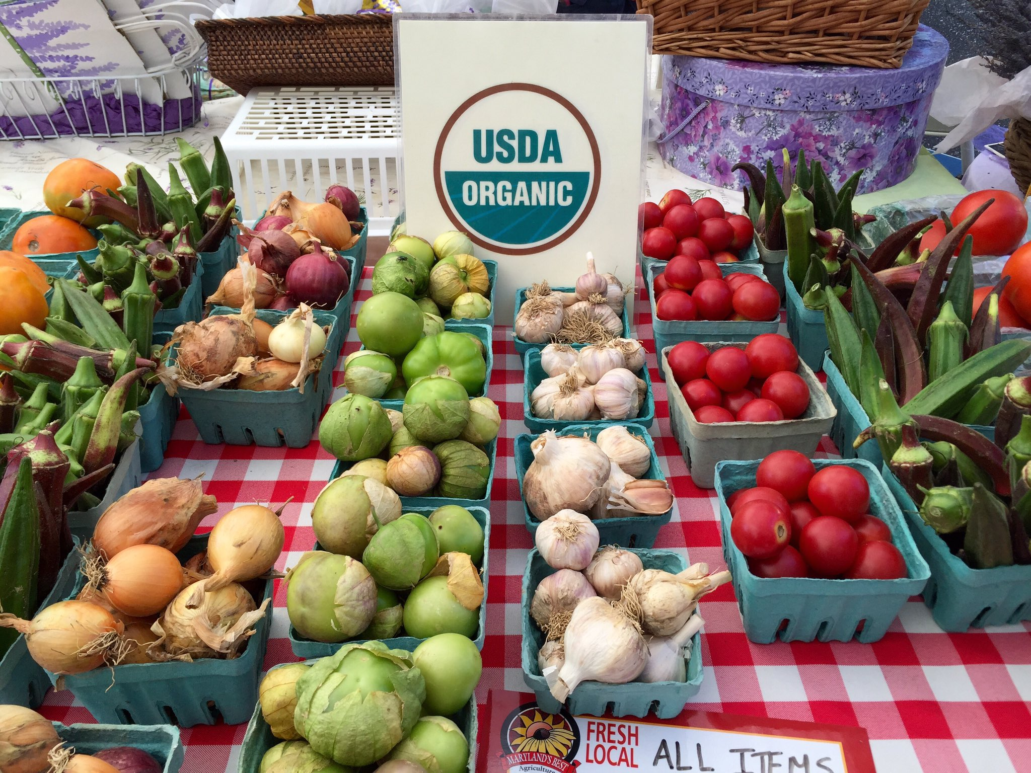 2016 Count of Certified Organic Agriculture Operations Shows Continued Growth in U.S. Market