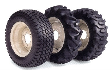 Types of Tires for Tractors