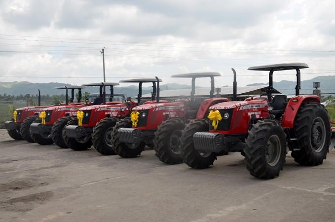 Cassava Tractors