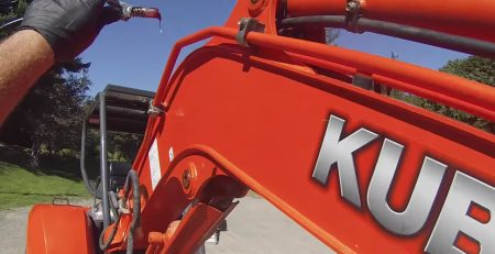 fluids for your tractor