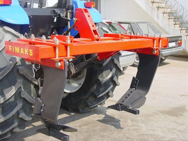 Tractor Paraplow