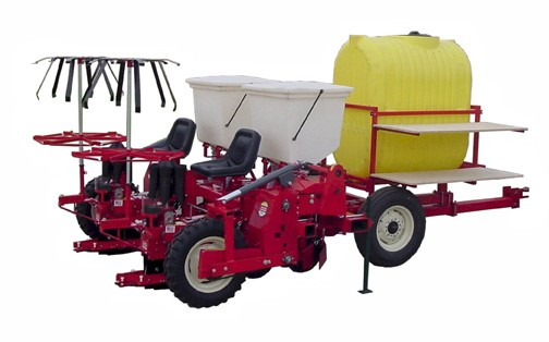 Mechanical Transplanter - Pull Type
