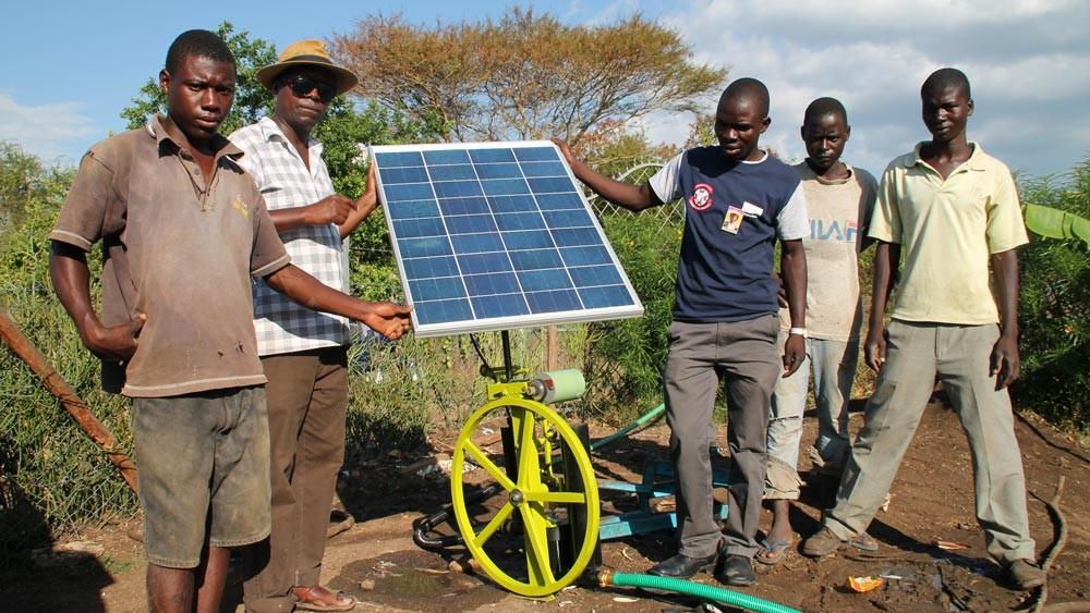 FuturePump - Solar Powered Irrigation