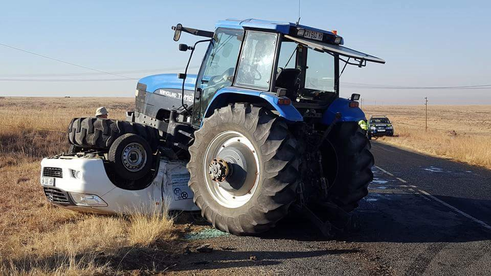 preventing tractor accidents